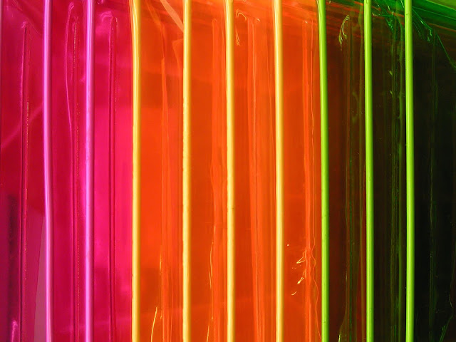 texture luci colorate al neon