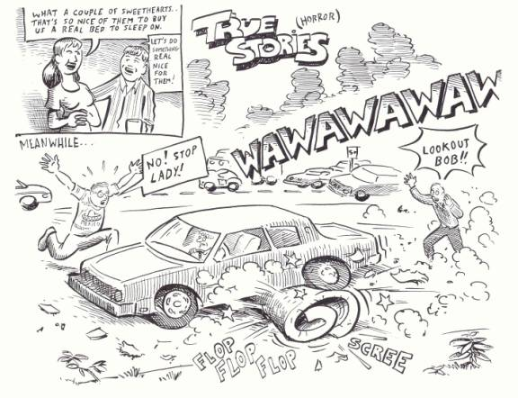 Chevy Blazer Undercarriage
