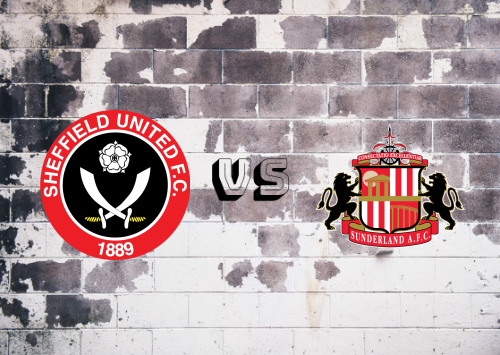 Sheffield United vs Sunderland  Resumen