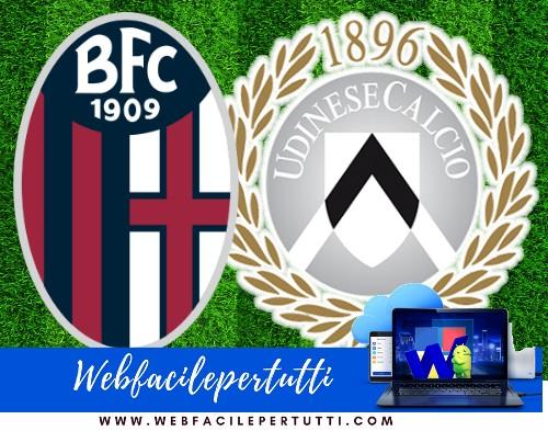 Bologna - Udinese Streaming e Probabili Formazioni (30/09/18)