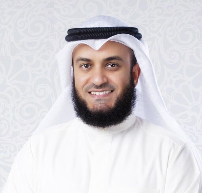 مصطفى مشاري العفاسي بدون موسيقى