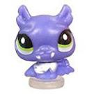 Littlest Pet Shop Teensies Bat (#T139) Pet