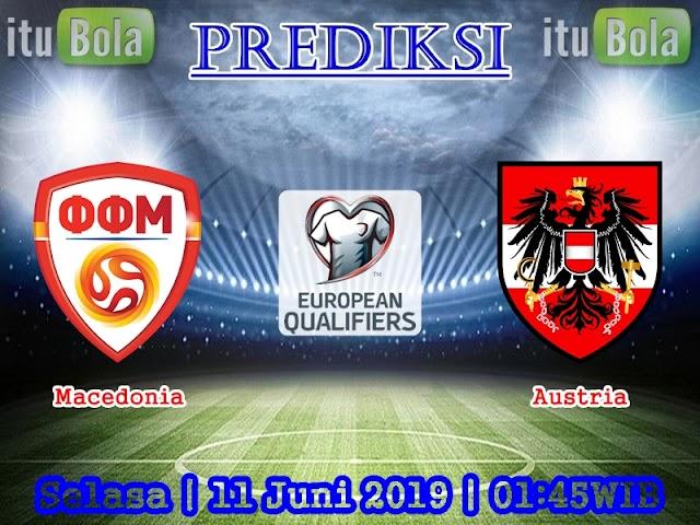 Prediksi Macedonia vs Austria - ituBola