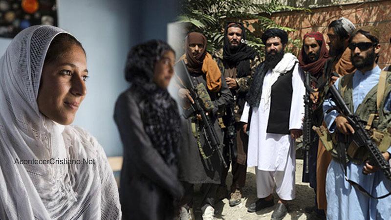 Mujeres cristianas en Afganistán y los talibanes