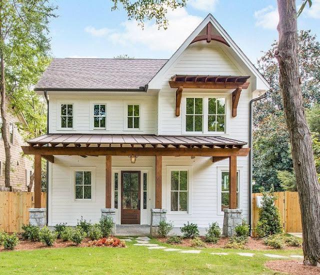 warna cat rumah kayu
