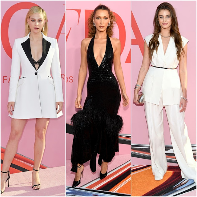 Looks das famosas no CFDA Fashion Awards 2019