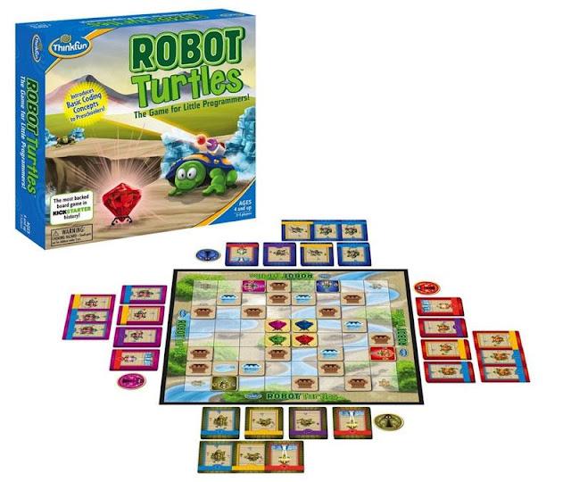 ThinkFun Robot Turtles