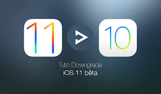 طريقة عمل Downgrade من ال IOS 11 إلى ال IOS 10