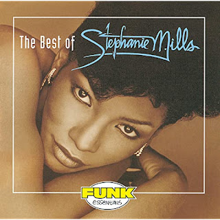 The Best of Stephanie Mills with a head and shoulders portrait