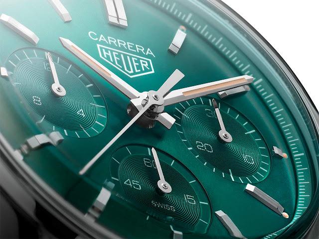 TAG Heuer Carrera Green Special Edition CBK221F.FC6479