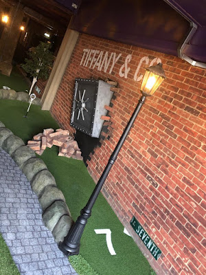 Caddy Shack Northampton. Photo courtesy of HM Adventure Golf, July 2020