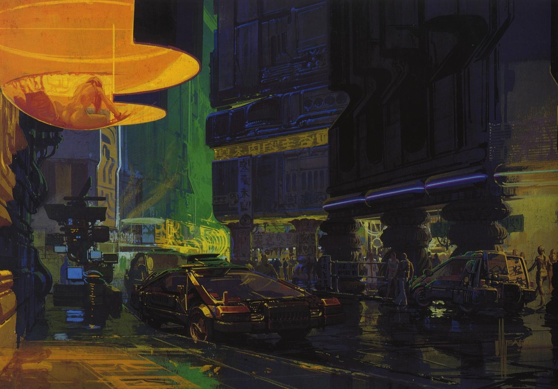 World Wildness Web: Blade Runner Wallpapers