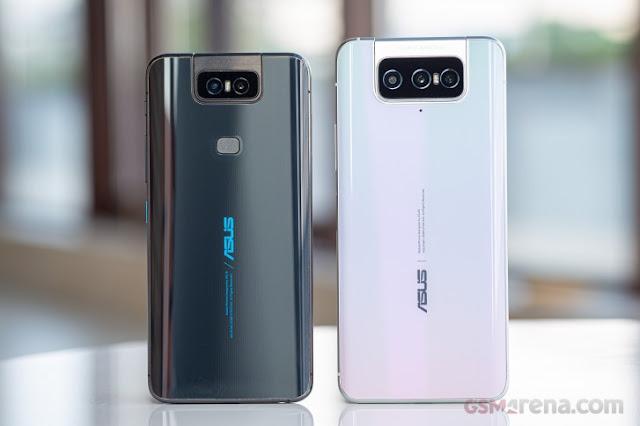 مراجعة Asus Zenfone 7 Pro اسوس زفون 7 برو