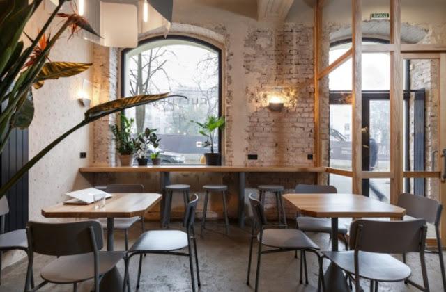 small coffee shop designs