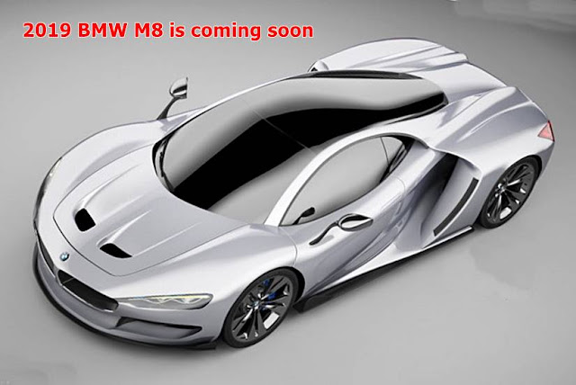2019 BMW M8 is coming soon