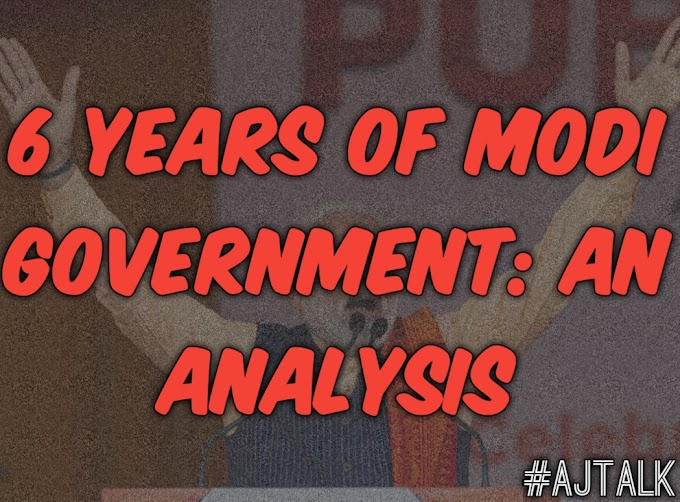 6 years of Modi Government: An Analysis