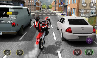 Race the Traffic Moto Apk v1.0.15 Mod-screenshot-1