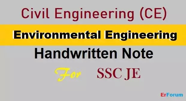 environmental-engg-note-ssc-je-pdf