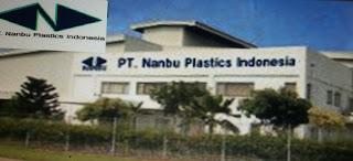Lowongan Kerja PT. Nanbu Plastics Indonesia, merupakan sebuah perusahaan manufacturing asing yang berada di kawasan MM2100 Cibitung. - Nicheloker.blogspot.com