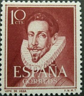 Spain Lope de Vega