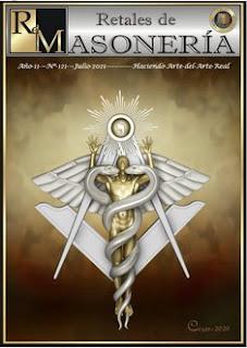 Retales Masonería 121 – Julio 2021