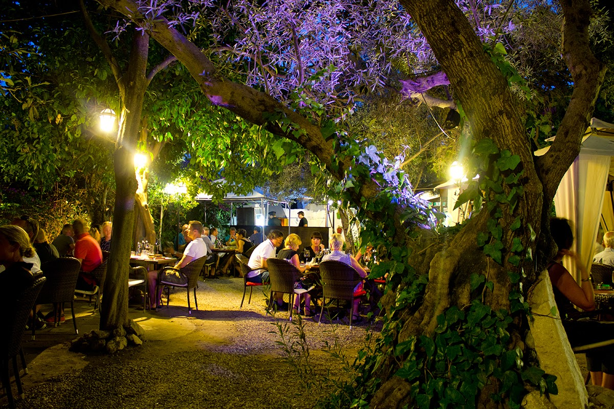 Ii carrera nocturna verde de mijas aroma caf y jard n - El jardin secreto restaurante madrid ...