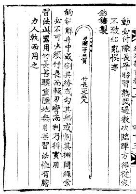 Ming Dynasty Pole Hook