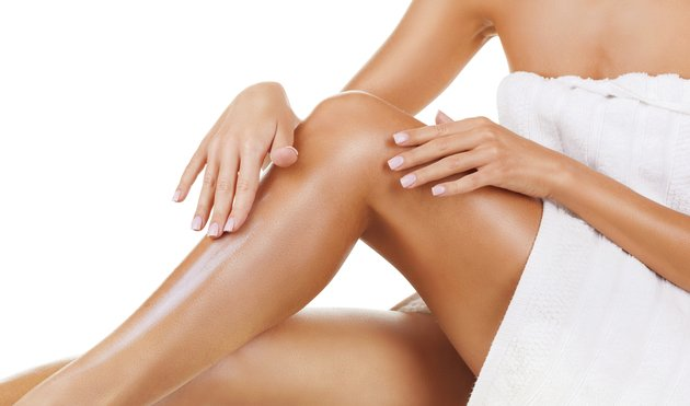 using-body-lotion
