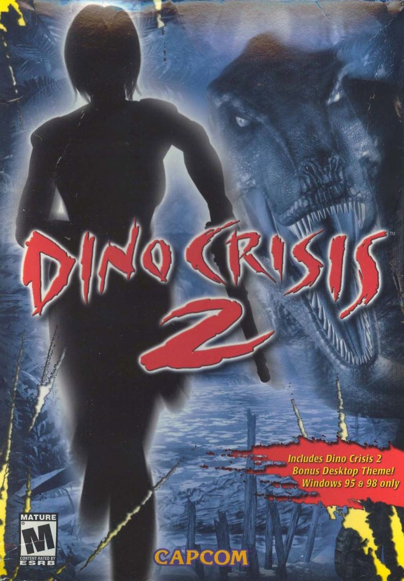 Dino Crisis 2 Full Game Free Download For PC - SKIDROW ...