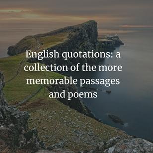 English quotations