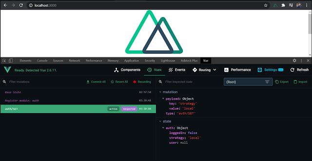 Membuat Autentikasi JWT dengan Laravel dan Nuxt.js