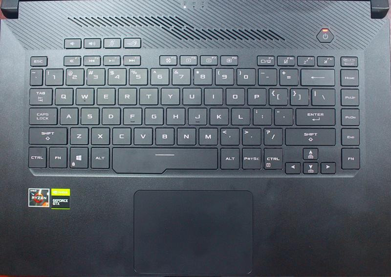 Asus Rog Zephyrus G Ga502d Gaming Laptop Review Tekarcade