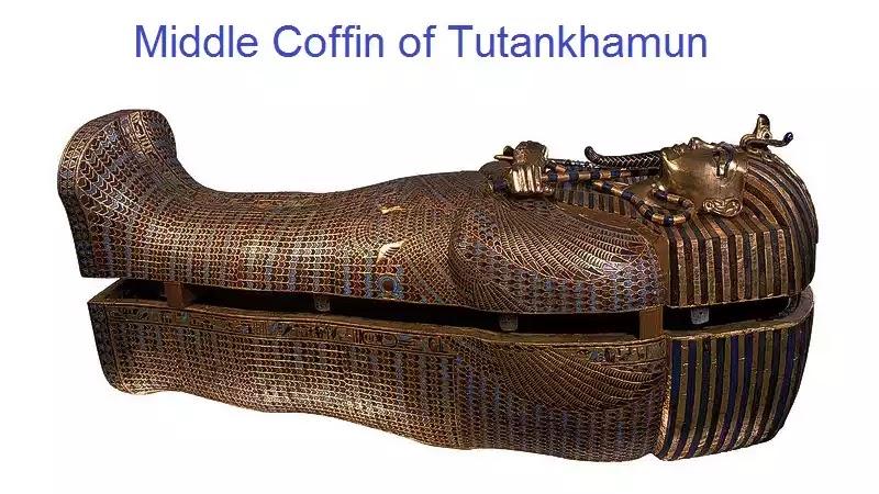 Middle Coffin of Tutankhamun