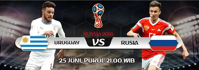 Rusia vs Uruguay