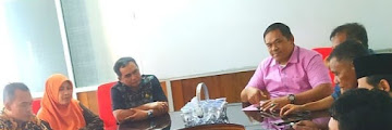 Safari Perdana Dari Komisi 2 DPRD Ke Kantor Dinas Pariwisata Kota Tarakan