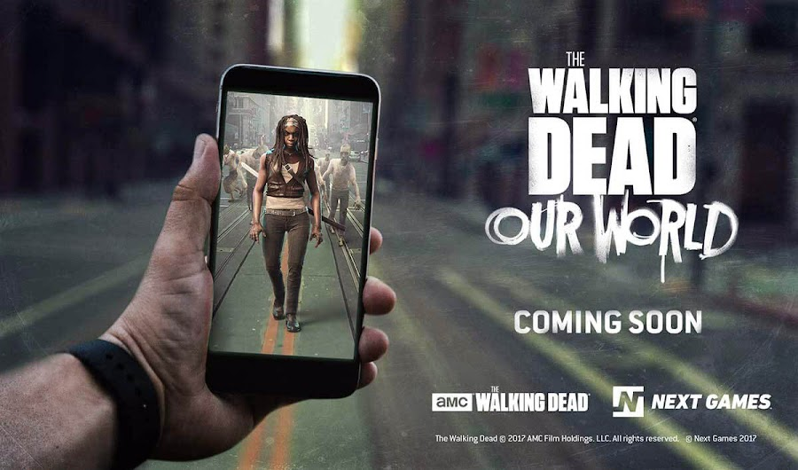 the walking dead our world mobile game