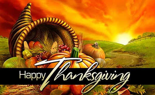 Have a Wonderful and Safe Thanksgiving from HCSI!