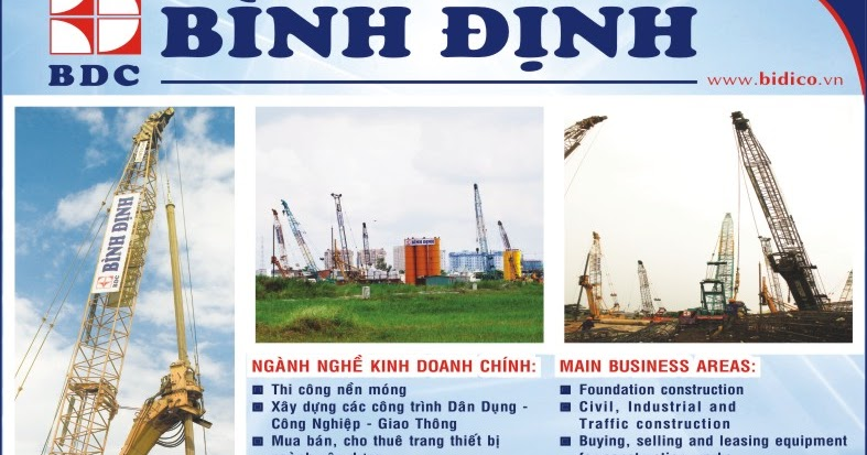 Công ty TNHH Xây Dựng Bình Định