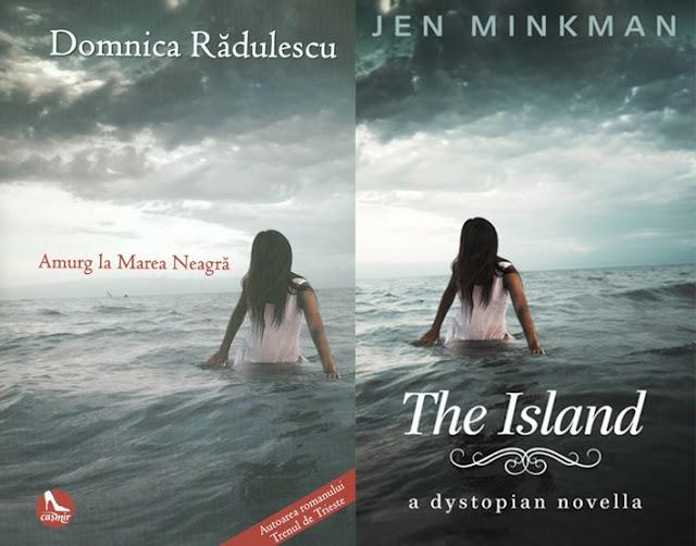 Amurg la Marea Neagră de Domnica Rădulescu și The Island de Jen Minkman