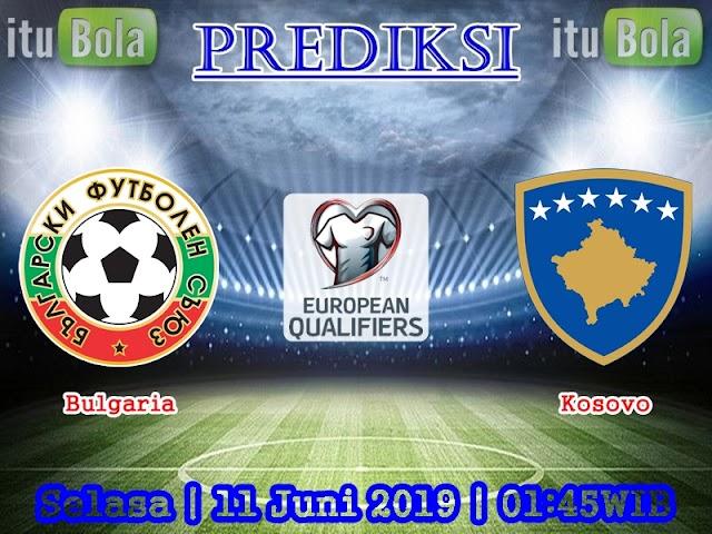 Prediksi Bulgaria vs Kosovo - ituBola