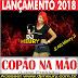Dj Méury A Musa das Produções - De Copão Na Mão 2018 (((((Loop Pressão)))))