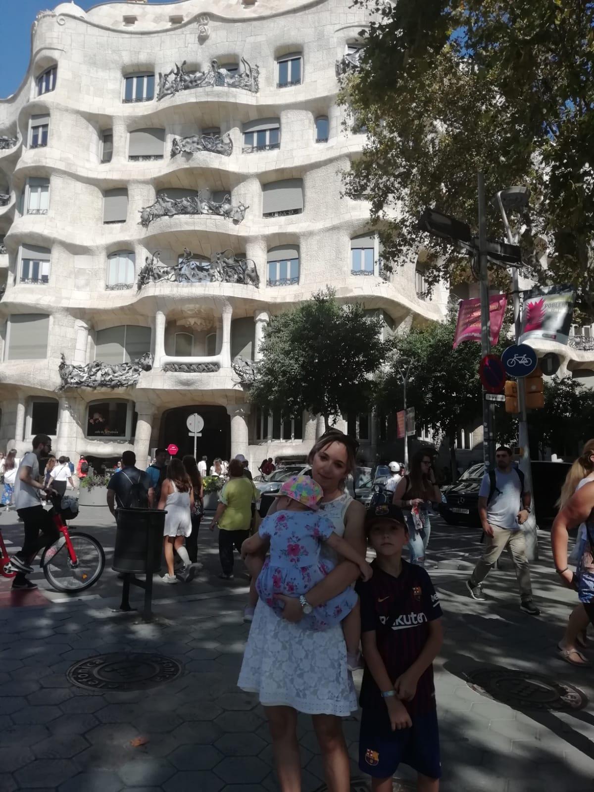casa mila barcelona zwiedzanie