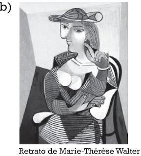 Retrato de Marie-Thérésa Walter