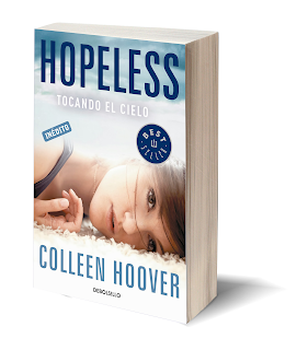 Resultado de imagen de hopeless libro