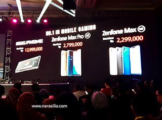 Hadir 3 Smartphone Gaming Asus Terbaik di Indonesia, Pilih mana?