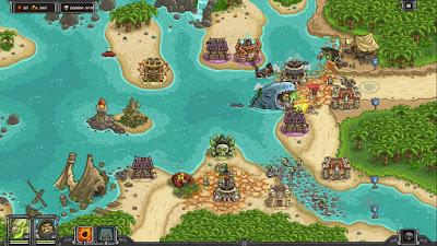 لعبة Kingdom Rush Frontiers مكركة، لعبة Kingdom Rush Frontiers مود فري شوبينغ