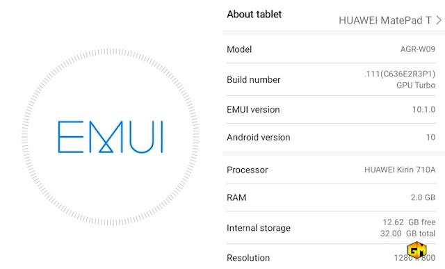 Huawei EMUI Gizmo Manila