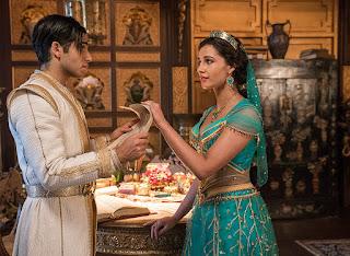 7 Fakta Naomi Scott, pemeran Putri Jasmine di film Aladdin