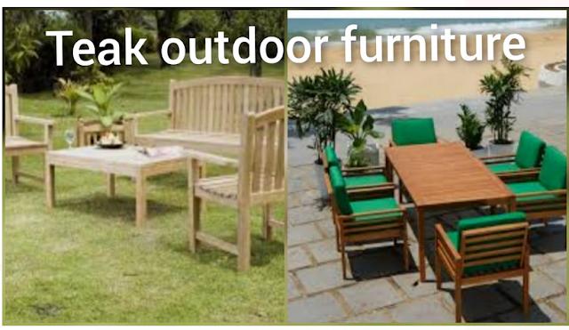 Teak outdoor furniture _5 steps to take pro