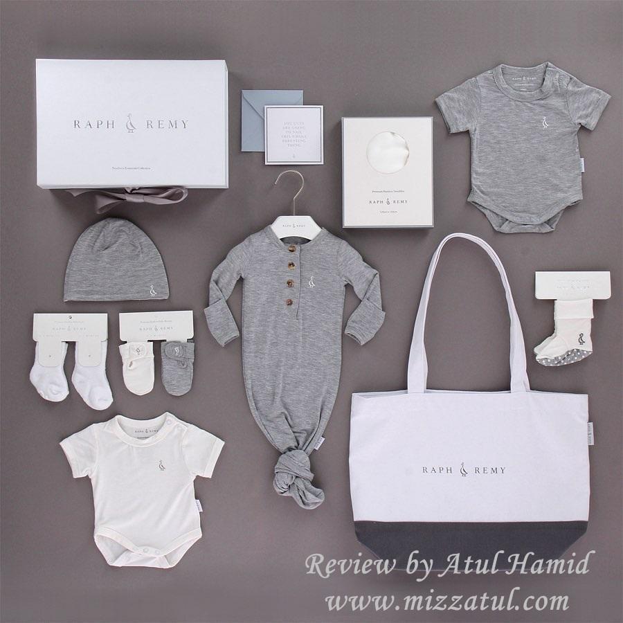 Newborn Essentials Collection Gift Set